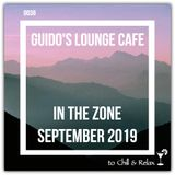 In The Zone - September 2019 (Guido's Lounge Cafe)