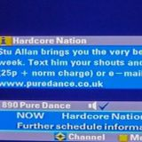 Stu Allan ~ Hardcore Nation on Pure Dance - 19.05.05 (1st ever show)