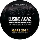 Compilation Usine à Gaz - Mars 2014 - Mixé par Mathieu Cellucci