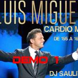 LUIS MIGUEL CARDIO MIX DEMO 1- DJSAULIVAN