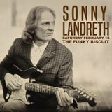 Sonny Landreth - Acoustic & Electric - The Funky Biscuit - Boca Raton, FL - 2017-2-18