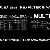 Multiplex 4th Oct 2013 REXFILTER + VAN CZAR
