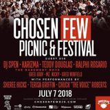 Greg Gray Live at Chosen Few Festival 2018