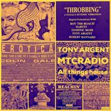 Tony Argent MIX 20 Dimentions of house.. mtcradio.co.uk 4th feb 2020