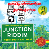 Junction Riddim (lustre kings productions) Mixed By SELECTA MELLOJAH FANATIC OF RIDDIM