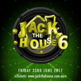 "JACK THE HOUSE 6: DJ ANDREW JAMES ""Jackin' The 'Deep' House 88-92"" Warm-Up Set 