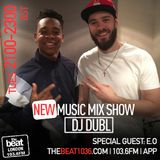 @DJDUBL - New Music Mixshow Ep88