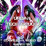 Marky Boi - Muzikcitymix Radio - Urban Tech House