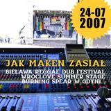 Archives: Jak Maken zasiał, Radio Bis, 24-07-2007