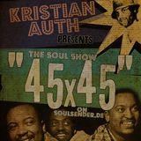 "Kristian Auth presents ""45x45""   Show 2, June 2008"