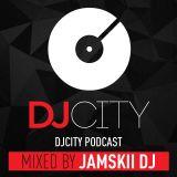 JAMSKIIDJ - FRIDAY VIBES WEEK 63 | DJCITY PODCAST | FOLLOW @JAMSKIIDJ ON INSTAGRAM|