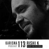 KARISMA PODCAST #113 - READY MIX RECORDS PART I