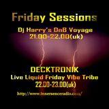 Decktronik-_liquid_Friday_Vibe_Tribe On_www.innersenceradio.com