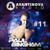 AVANTINOVA RADIO #11