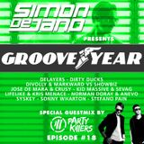 Groove Year #018 - Special Guestmix by Party Killers