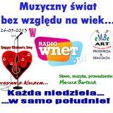 Muzyczny świat bez względu na wiek - w Radio WNET - 26-05-2013 - prowadzi Mariusz Bartosik
