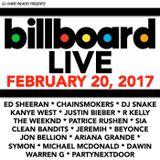 BILLBOARD LIVE 2-20-17 (clean)