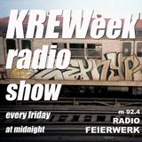 KREWeek Radio Show #3 @Radio Feierwerk m92,4 vom 18.06.2017