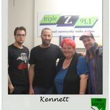 Interview with Kennett 1 September 2016 on The Local - SA