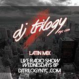 DJ Trilogy Uptempo Latin - Bachata Mix