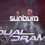 Dual Drama live set at Sunburn Feat. Gareth Emery