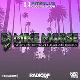 DJ Mike Morse - Pitbull's Globalization SiriusXM Mix 11-14-17 @TheRadioDJs