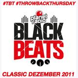 TBT Classic - DJ Jellin Planet Radio Black Beats - Dezember 2011