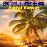 EMOTIONAL SUMMER SESSION - Astral Sunset -