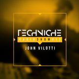 TRS012 - Techniche RadioShow: John Vilotti