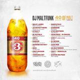 40 Minutes Of Malt (Tape #3)