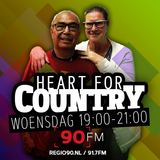 Heart For Country 17 oktober 2018 - uur 2