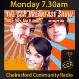Monday Breakfast - @CCRBreakfast - Lucy, Rob and Jamie - 23/02/15 - Chelmsford Community Radio
