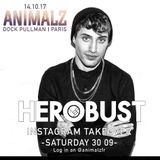 heRobust @ Animalz Paris 15/10/2017