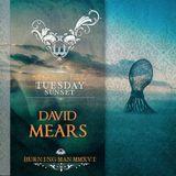 David Mears – White Ocean Sunset - Burning Man 2016