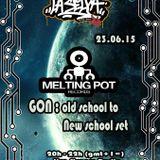 La.Selva_radioshow ! 23_06_2015. DJ's _ KayGee - GON (Melting Pot) - Silly Tang