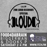 Biggerman & Dooks P - F4DB 277 - Loud Records Special