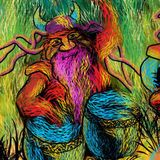The mith of the dark Dwarf
