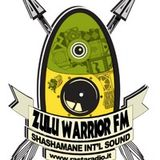 "ZULU WARRIORS FM ""episode 2"" @ RASTA RADIO"