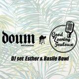 DOUM (Esther & Basile Bowi) - DJ set pour Good Evening Toulouse