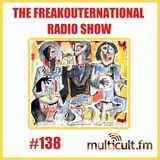 The FreakOuternational Radio Show #138 10/05/2019