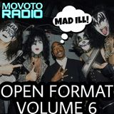 Movoto Radio presents Open format vol 6 Mad Ill QUICK MIX LIVE! *dirty*horn & drop heavy