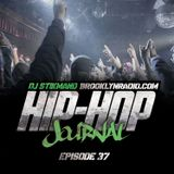 Hip Hop Journal Episode 37 w/ DJ Stikmand