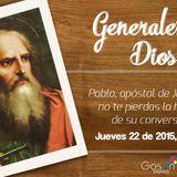 Generales de Dios 22/10/2015