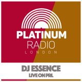Dj Essence / Thursday 17th march 2016 @ 8pm  Recorded Live on PRLlive.com