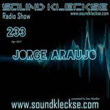 Sound Kleckse Radio Show 0233 - Jorge Araujo