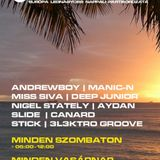 Andrewboy & Miss Siva & Nigel Stately & Slide - Live @ Coronita Club Budapest 2012.07.14.