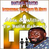 BantuNauts Raydio - Puma Mbuyu Wa Mbuyu Interview... 3-31-18