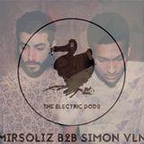 """Mirsoliz B2B Simon Vln for NYE - Electric Dodo presents """"Intimate Sessions"""" with Rafael Cerato."""