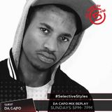 Da Capo Mix on Selective Styles on 5FM