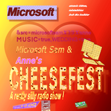 Microsoft Sam & Anne's Cheesefest - POPcorn Radio (Channel 107) (107sound)